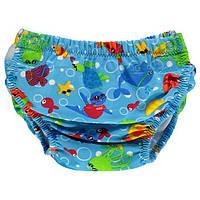 Детские плавки под памперс для мальчика   3 месяца-24 месяца