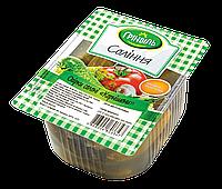 Огірки Грінвіль 6шт по 500г солені корнішони 7-9