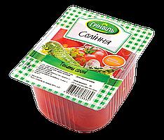 Томати Грінвіль 6шт по 450г солені червоні