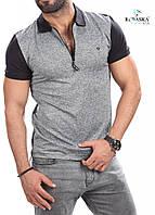 Мужская рубашка-поло , фото 1