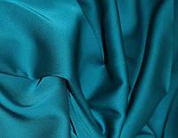 Ткань Шелк Армани  Морская волна