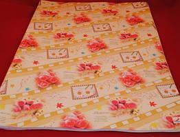 Подарочная упаковка, бумага для упаковки подарков 347-0-4 (в упаковке 50 шт.)