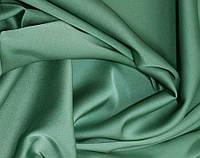 Ткань Шелк Армани  Зеленая мята