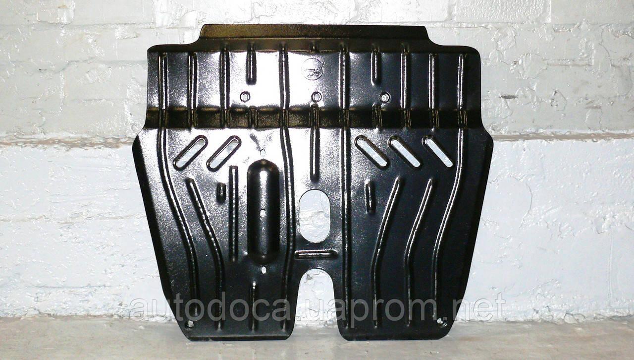 Захист картера двигуна і кпп Toyota Sienna 2006-