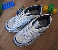 Кроссовки Jumping Beans оригинал размер 32 светло серые 08025, фото 1