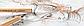Пастельний олівець Faber-Castell PITT яскраво - червоний ( scarlet red ) № 118 , 112218, фото 3