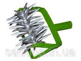 Культиватор ручной алюминиевая звездочка ЛАН