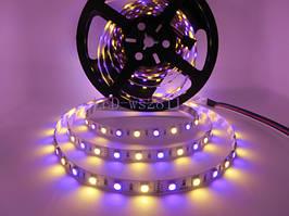 Світлодіодна стрічка SMD 5050 RGBW (RGB+білий) 60LED/m IP20