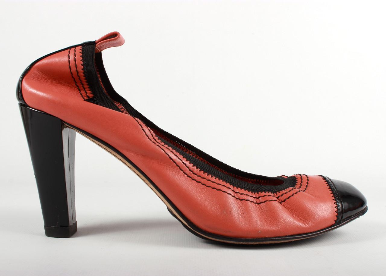 Купить туфли Chanel в комиссионном магазине Киев