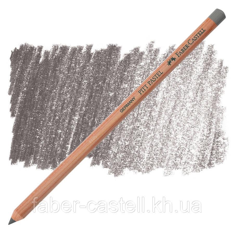 Карандаш пастельный Faber-Castell PITT теплый серый IV (warm grey IV) № 273 , 112173