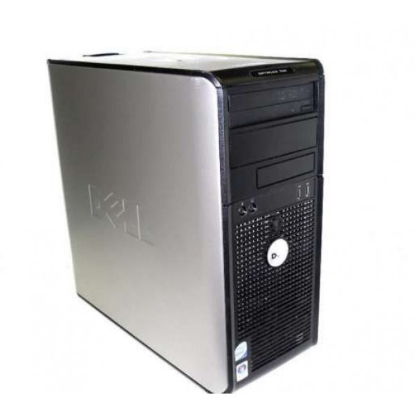 Системный блок, компьютер, Intel Core Quad, 4 ядра по 2,4 Ггц, 4 Гб ОЗУ DDR-2, HDD 500 Гб