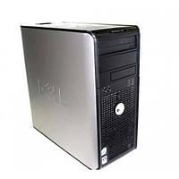 Системный блок, компьютер, Intel Core Quad, 4 ядра по 2,4 Ггц, 4 Гб ОЗУ DDR-2, HDD 250 Гб