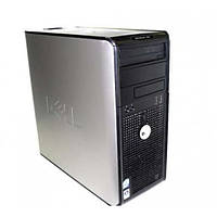 Системный блок, компьютер, Intel Core Quad, 4 ядра по 2,4 Ггц, 4 Гб ОЗУ DDR-2, HDD 0 Гб