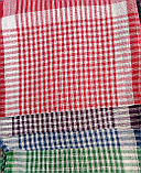 Полотенце лен клетка, фото 4