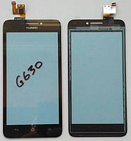 Сенсор Huawei G630-U00/G630-U10/G630-U251 Ascend black