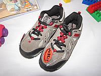 Кроссовки для мальчика осенние New Balance оригинал размер 30 серые 08017, фото 1