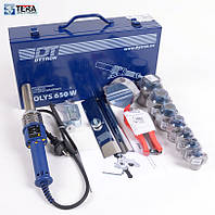 Набор для пайки труб 16-63 мм P-4b TW+ 650W Profi Dytron 04967
