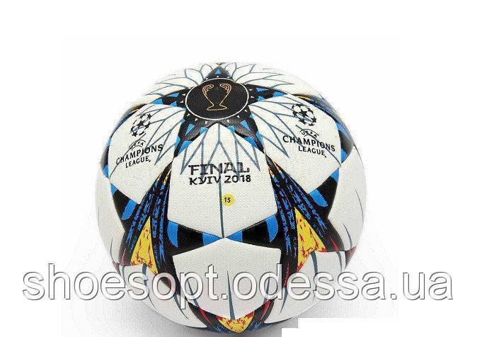 Мяч футбольный Champion League 2018 PU , фото 1