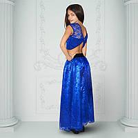 Потрясающий нарядный комплект  для девочки 122-152р