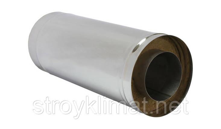 Дымоход н/н  ф160/ ф220 0,8мм, фото 2