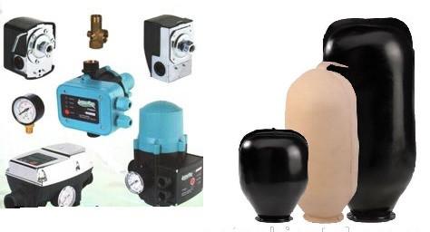 Комплектующие и аксессуары для насосного оборудования