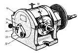 Универсальная делительная головка  УДГ-Д-200, фото 3
