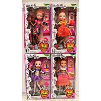 Лялька Ardana girls шарнірна D221B