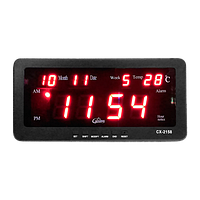 Часы Led Digital Clock CX-2158