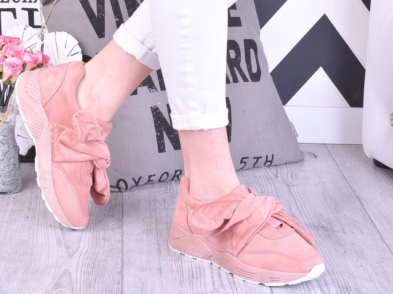 Женские супер модные и удобные в носке кроссовки, фото 1