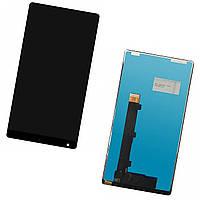 Дисплей (экран) для Xiaomi Mi Mix + тачскрин, черный