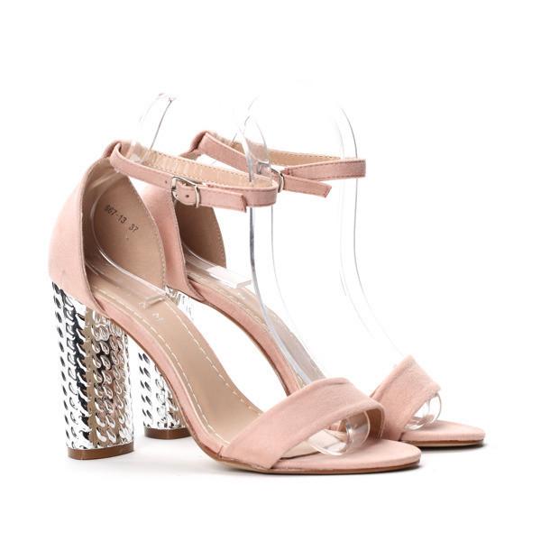 Женские красивые летние босоножки на широком каблуке  размеры 36-41
