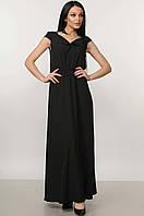 Ніжне довге шифонова сукня 42-52 розміру, фото 1