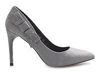 Женские стильные туфли на очень удобном каблуке с Польши, фото 1