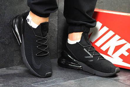 f18fa8eb Летние мужские кроссовки Nike Air Max 270,черные: продажа, цена в ...