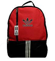 Спортивный рюкзак красный