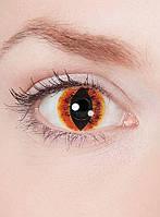 Линейные контактные линзы