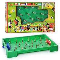 Футбол 8881 на пружине, в коробке 53-34-7 см
