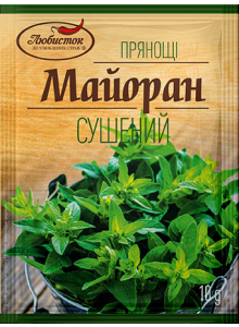 Майоран Любисток 10г
