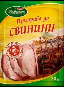 Приправа Любисток 30г До свинини