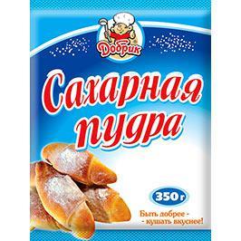 Цукрова пудра Добрик 350г