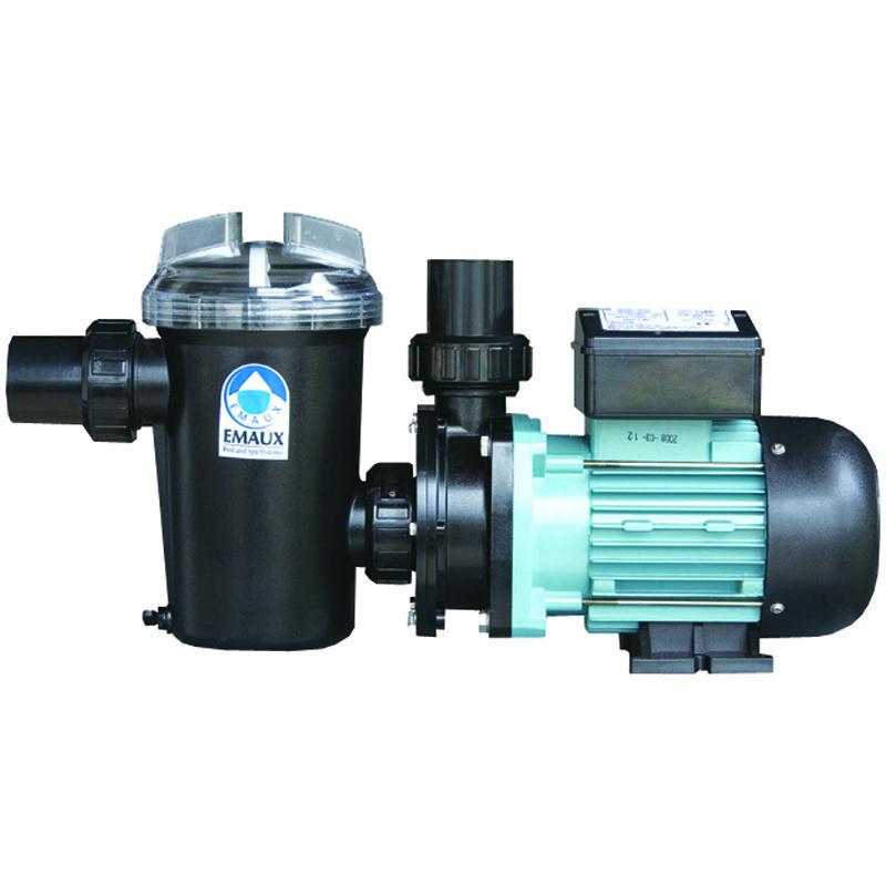 Насос Emaux SD050 (220В, 8.5 м³/час, 0.5HP), для бассейнов объёмом до 34 м3