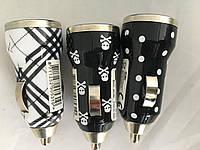 Автомобильная USB зарядка от прикуривателя 12-24v торговой марки Allride, артикул:  8711252905310