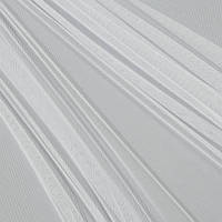 Тюль сетка, белый, фото 1