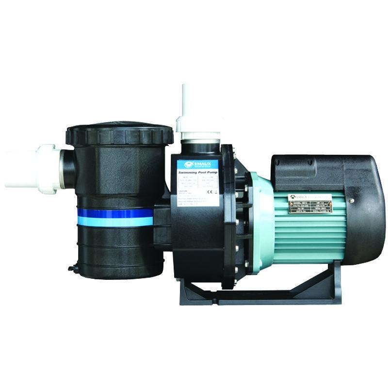 Насос Emaux SB15 (220В, 20 м³/час, 1.5HP), для аттракционов (без префильтра)