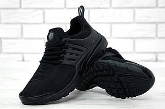 Мужские кроссовки Nike Air Presto Fleece Black, фото 3