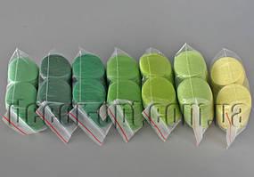 Фетровые заготовки-круги 1мм/4 см 100 шт