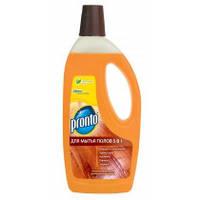 Моющее средство  для мытья ламинированных и паркетных полов, Pronto, 750 мл