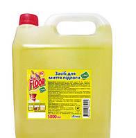 Моющее средство универсальное лимон, Mr. Floor (аналог Mr.Proper), 5л