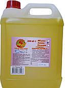 Средство моющее для посуды FIVE, лимон, 5л