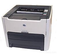HP Laserjet 1320 / лазерная монохромная печать / 1200x1200 dpi / A4 / 21 стр. мин / дуплекс / USB 2.0, IEEE 1284-B compliant parallel port